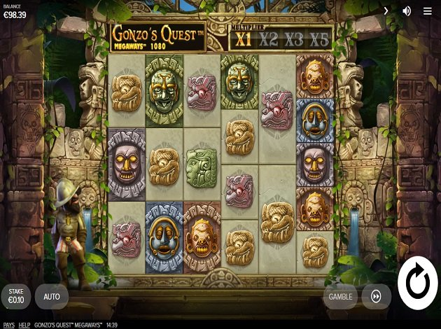 Gonzos Quest Free Slot