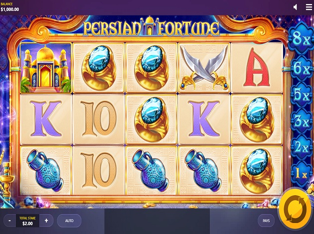 Persian Fortune Slots - Play Online for Free Money
