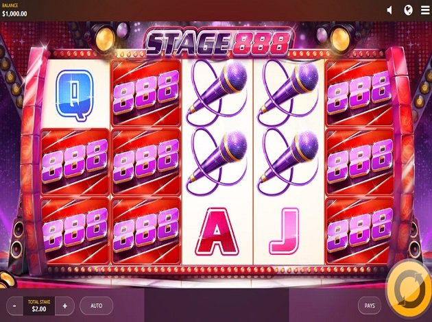 888 Video Slots