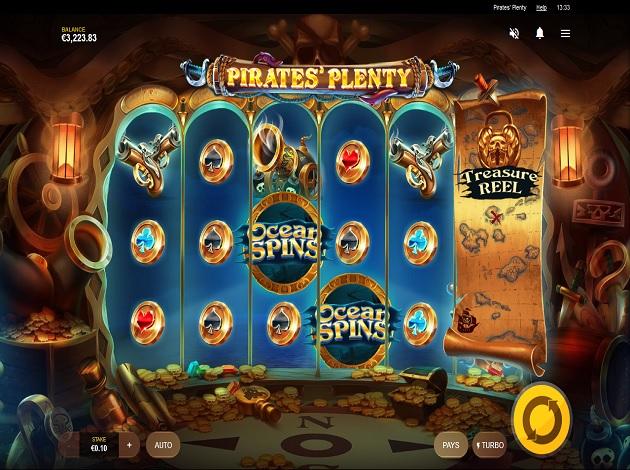 Play Pirates Plenty Video Slot Free at Videoslots com