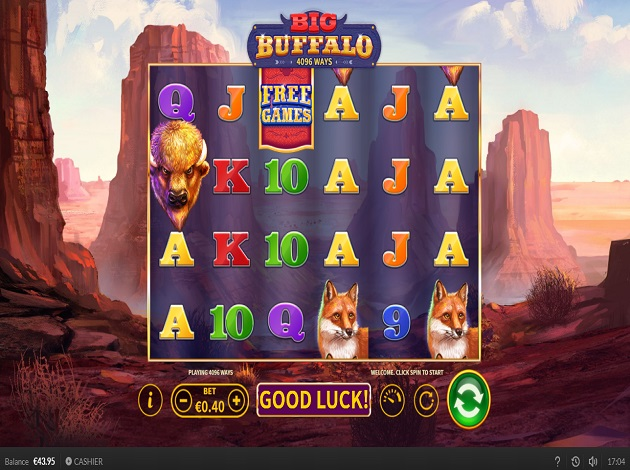 Spiele Big Buffalo (Skywind Group) - Video Slots Online