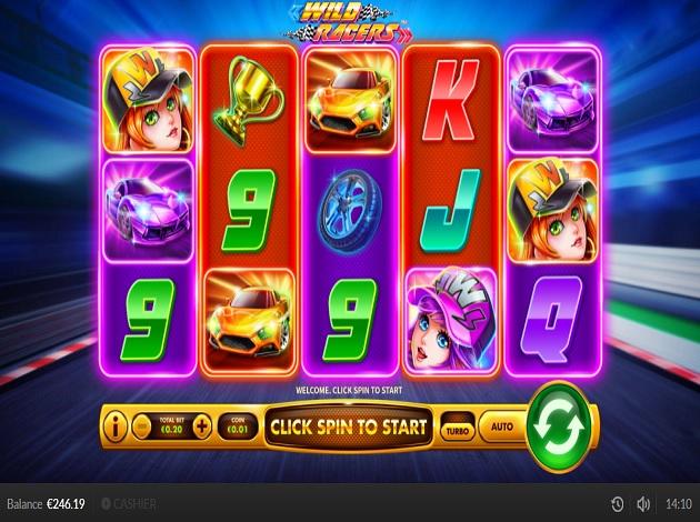 Spiele Wild Racers - Video Slots Online