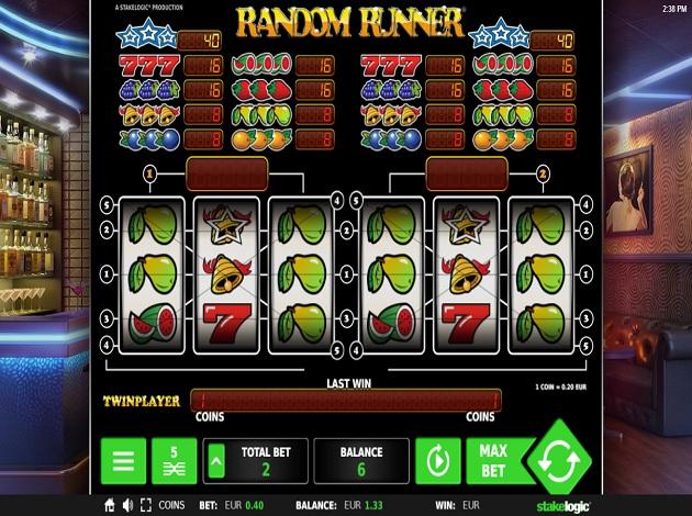 Random runner slot hotel casino tunica mississippi