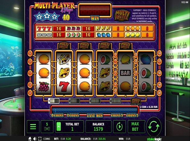 Multiplayer Slot Games