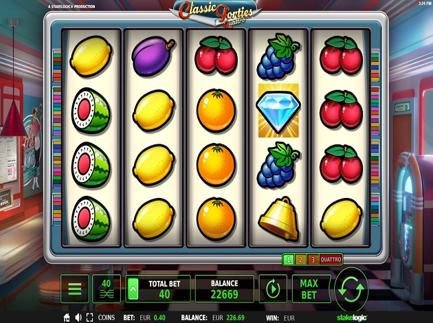 Play Classic Video Slot Machines Online Free