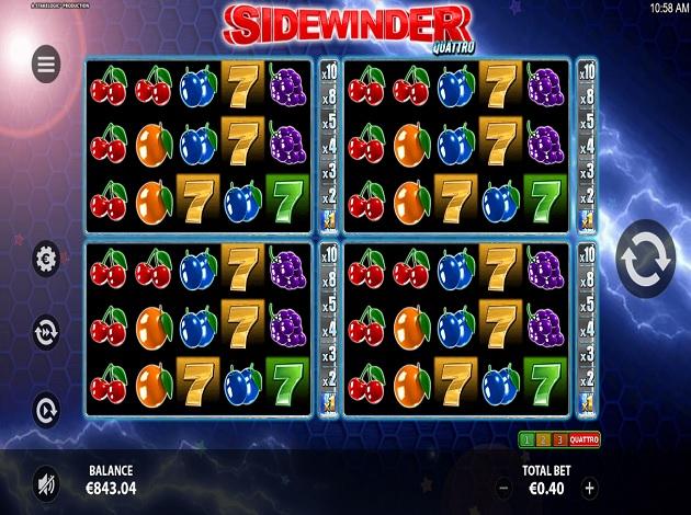 Spiele Side Winder - Video Slots Online