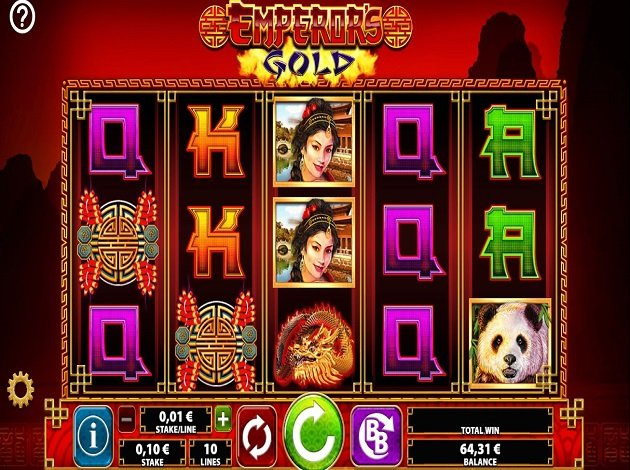 Emperor's Gold Slot - Play this Barcrest Casino Game Online