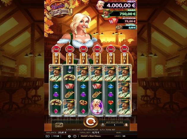 Heidi Casino Game