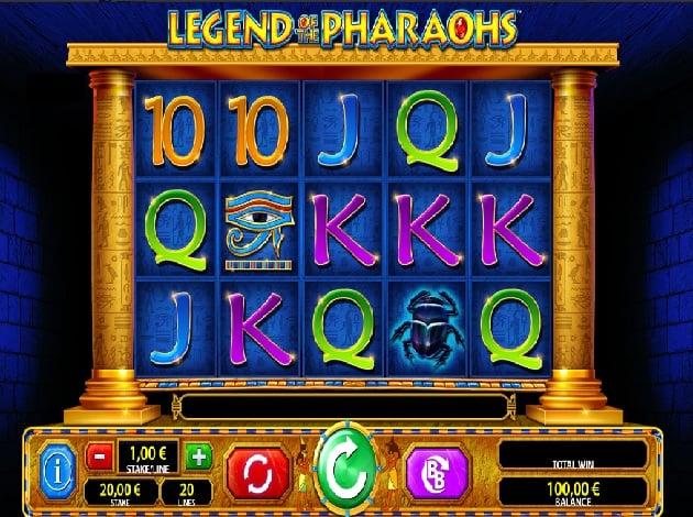 Aquarius Casino - J Wallworth Restorations Slot Machine