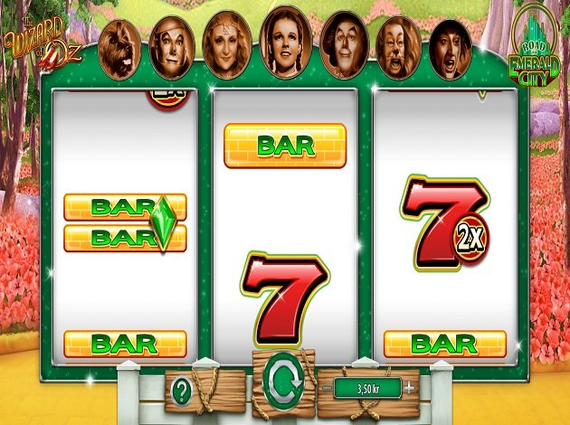 Wizard of Oz Road to Emerald City Slots - Play Online for Free
