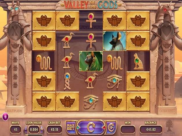 Spiele Valley Of The Gods - Video Slots Online