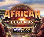 African Legends Wow Major Jackpot