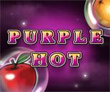 Purple Hot Kiosk