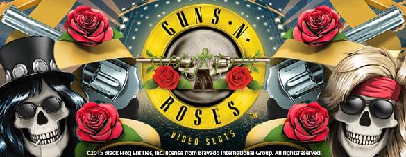 Guns n roses video slots slots casino games poker index